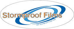 Stormproof Films Sticker